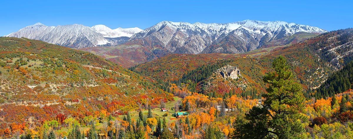 Paonia, Hotchkiss, Crawford Colorado